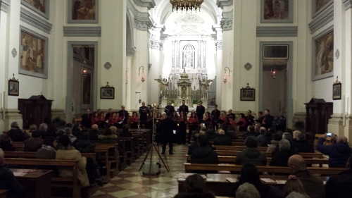 il coro polifonico San Biagio